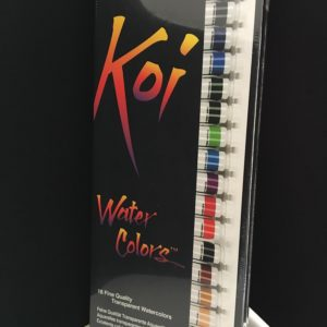 Koi 12ml Transparent Watercolor Set of 12