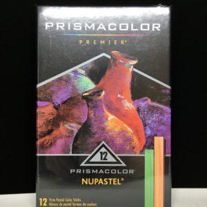 Prismacolor Nu Pastels 12