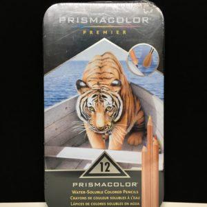 Prismacolor Watercolor Pencils 12